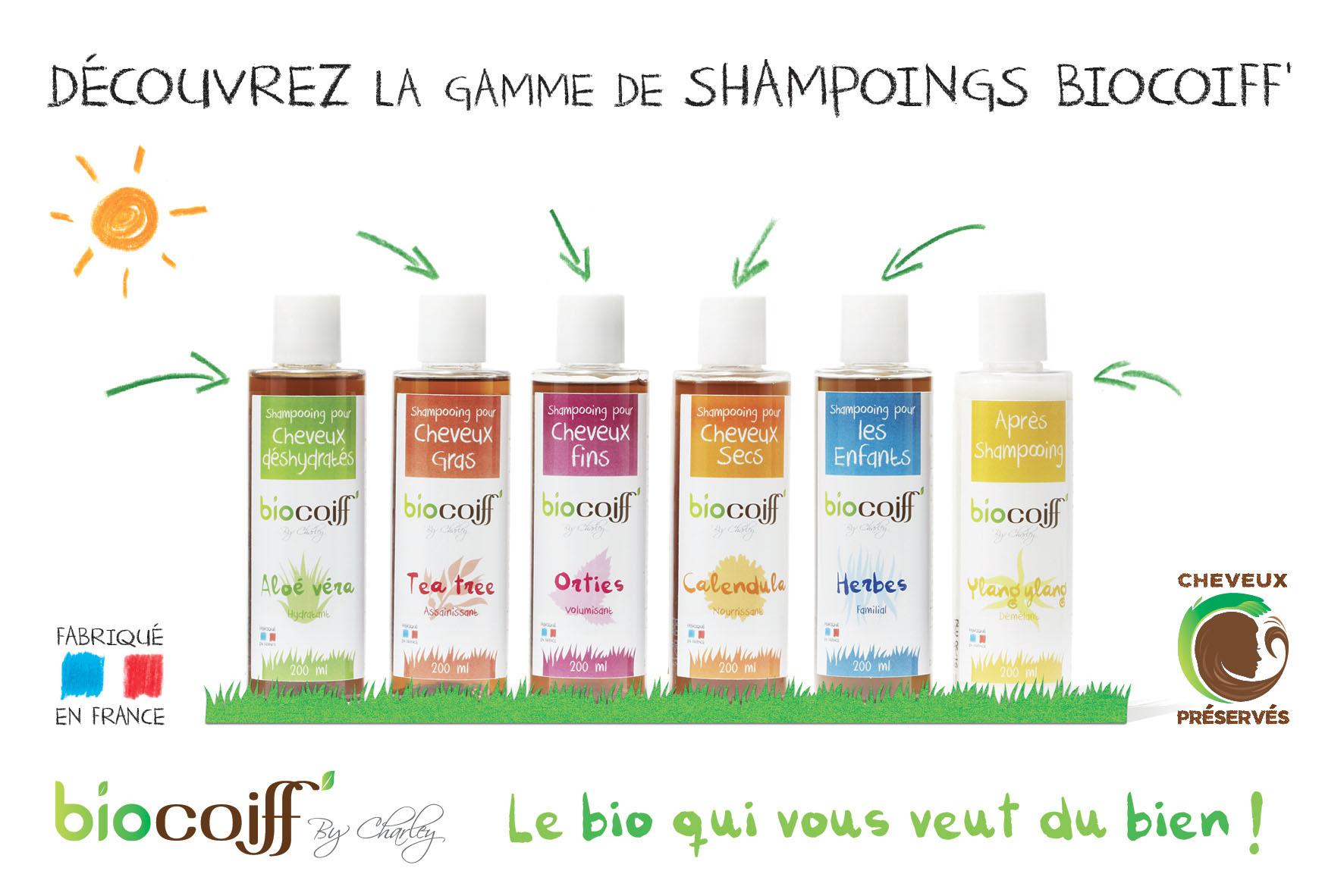 produits biocoiff