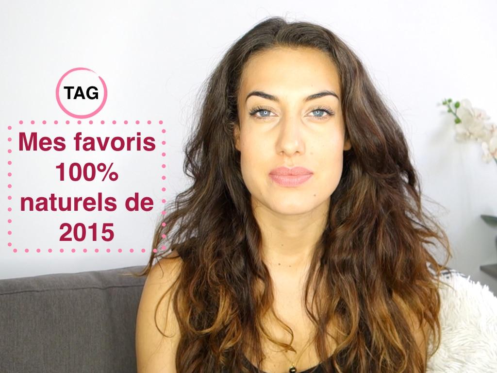 tag beauté naturel 2015 favoris