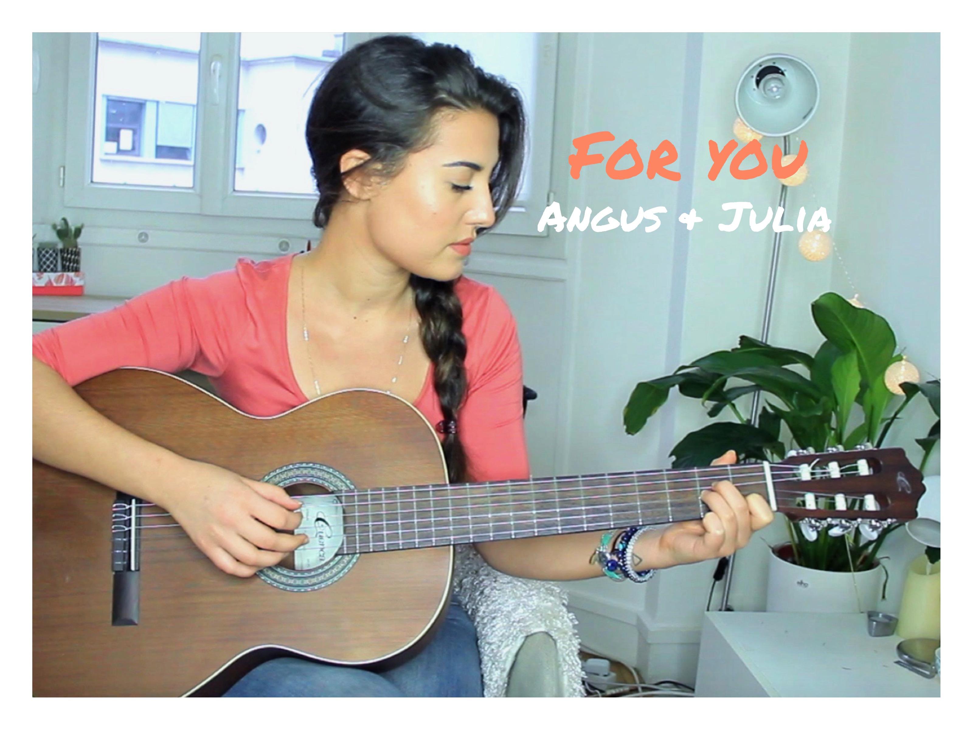 Cover angus & julia stone