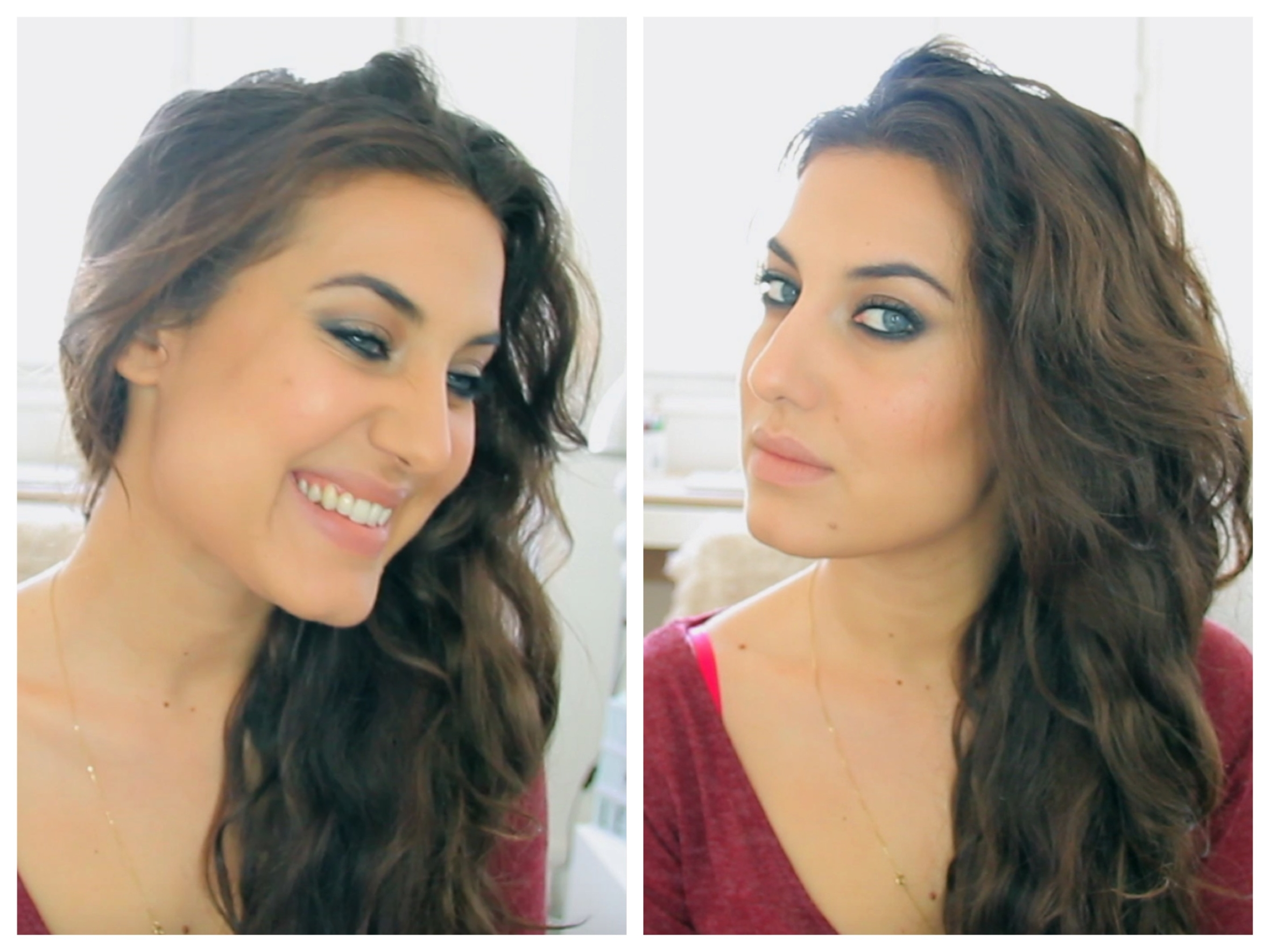 Smoky eyes /Maquillage de soirée / party makeup