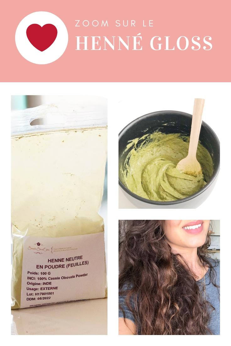 Découvrez comment réaliser un henné gloss. Le soin qui fortifie les cheveux et donne du volume