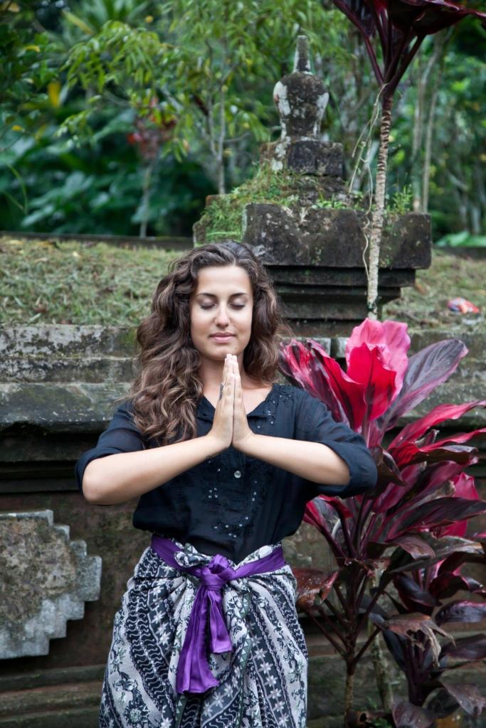 Photo prise à Bali, en 2012