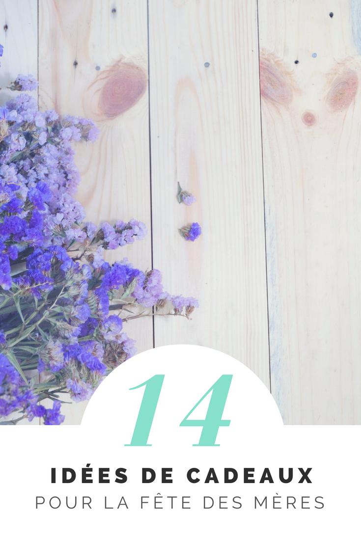 Vous manquez d'inspiration pour la fête des mères ? Voici 14 idées de cadeaux bio, écolo, éthique qui lui feront très plaisir