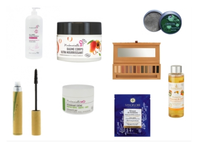 Découvrez mes produits préférés à trouver chez Mademoiselle Bio. Quels sont mes essentiels ? Mes incontournables ?