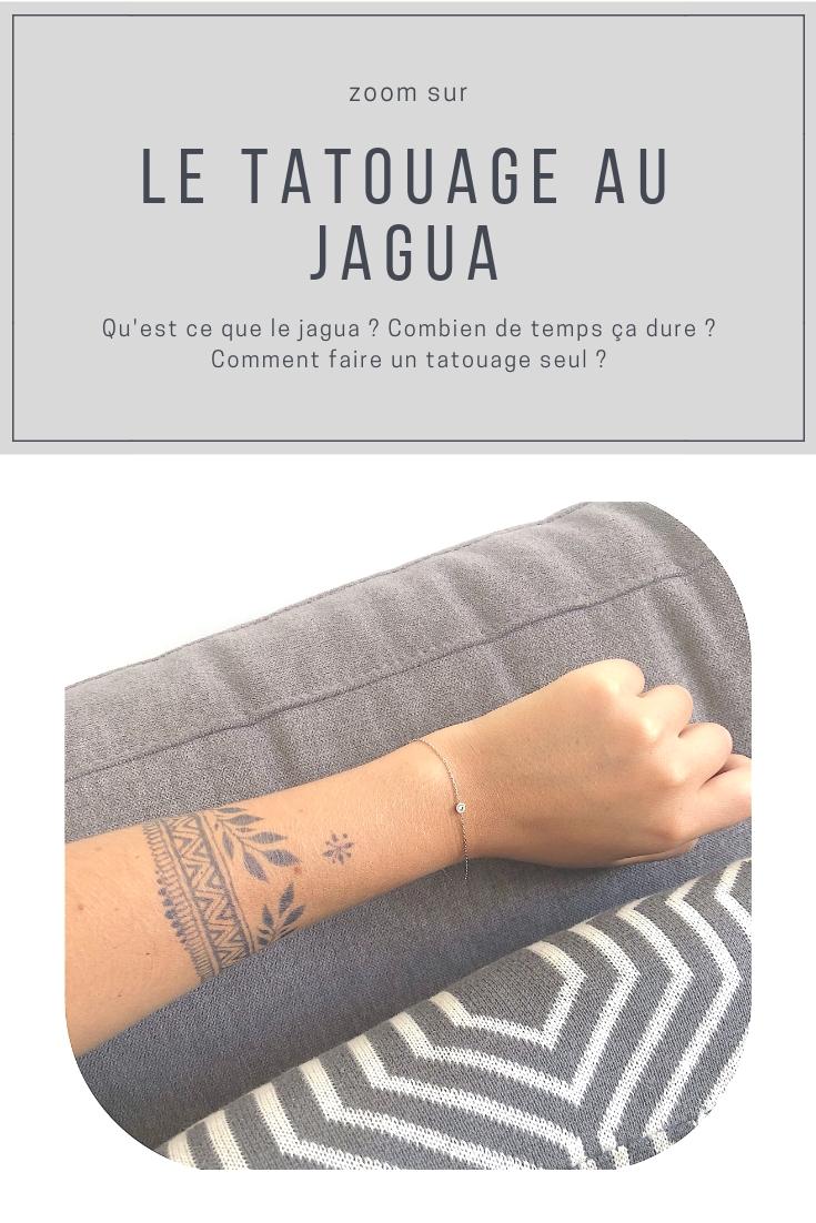Qu'est ce que le jagua ? Combien de temps ça dure ? Comment réaliser ton propre tatouage ?