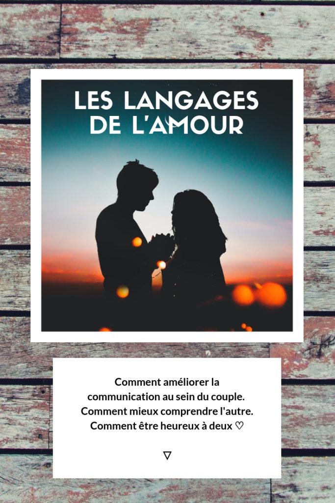 Les langages de l'amour. Un concept qui permet d'améliorer une immense partie des relations. Comment mieux communiquer avec la personne que l'on aime ? Comment faire durer le couple ? Comment être heureux à deux ?