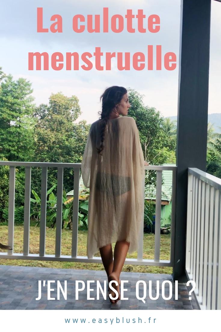 Croyez moi, la première fois que j'ai entendu parler de culotte menstruelle, j'étais loin de me douter que j'essayerai un jour. Hyper dubitative à la base et ne voyant pas vraiment l'intérêt, j'ai quand même décidé d'essayer la culotte Fempo pour me faire mon propre avis. Et là, surprise !