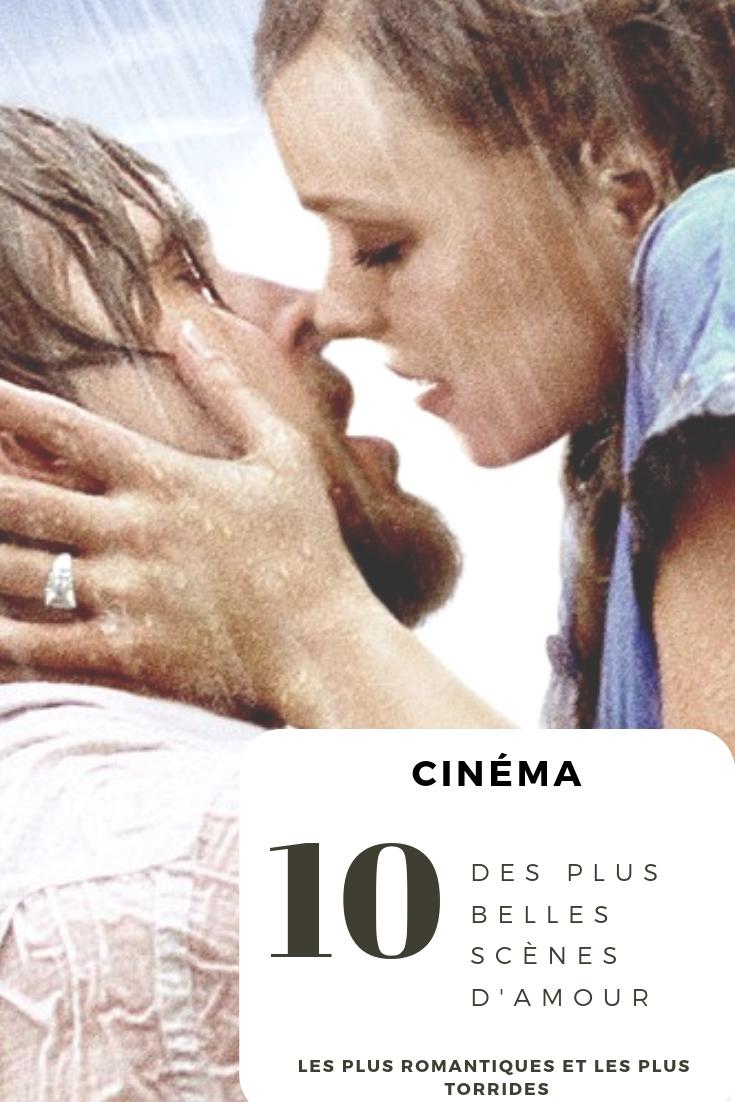 Découvrez les 10 extraits vidéos des plus belles scènes d'amour du cinéma