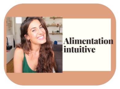 alimentation intuitive : ce qu'il faut savoir
