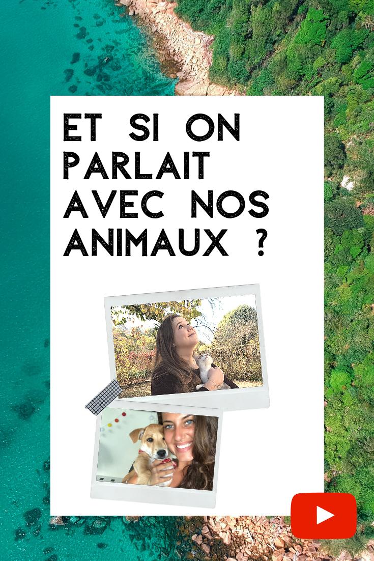 """Communication animale. Et si nous parlions avec nos animaux ? Aujourd'hui j'ai le plaisir de recevoir Chloé Tribotté, """"interprète animale"""".Comment communiquer avec nos animaux ? Quels sont leur rôle dans nos vies ?"""