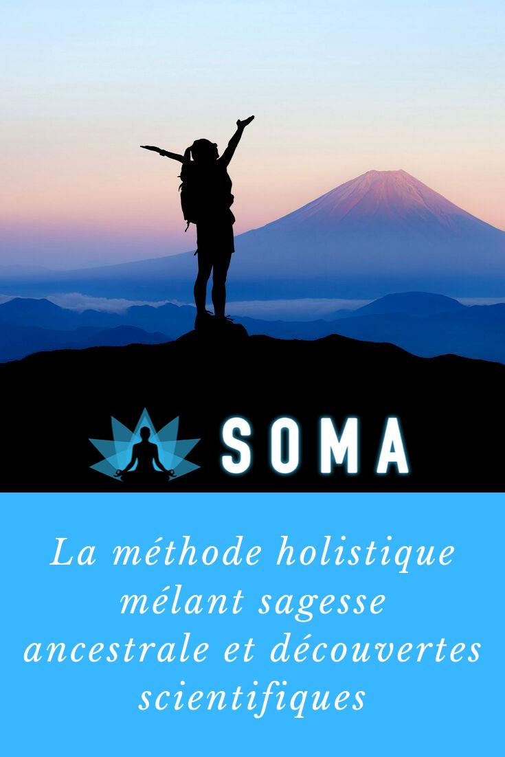 Soma Breath, une technique mêlant sagesse ancestrale, science, yoga, méditation, respiration et visualisation.