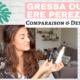 Les fonds de teint Gressa & Ere Perez sont deux super produits. Alors comment faire son choix entre les deux ? Je vous donne mon avis sur la question et vous explique comment choisir celui qui vous correspond le mieux.