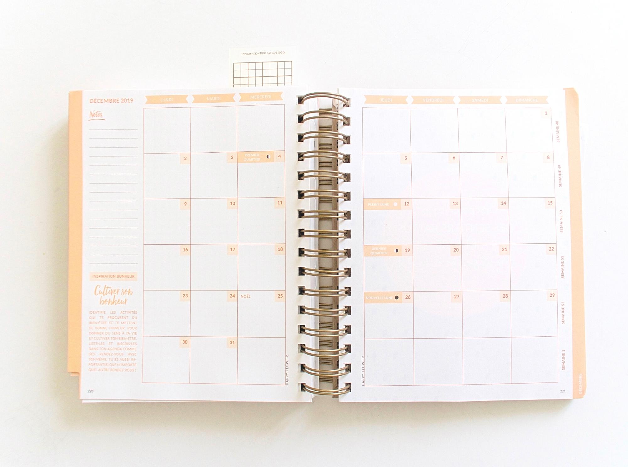 My364 et le Happy Flow, deux agendas qui mêlent organisation et développement personnel. Véritable mélange de planneur et de bullet journal, ces deux agendas sont des pépites. Comment choisir celui qui vous accompagnera cette année ?